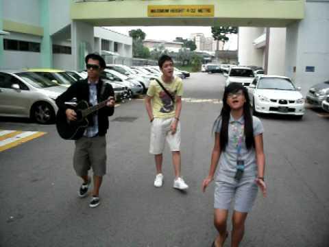 Singapore Idol - Faizal, Nurul & Sezairi [Belaian Jiwa]