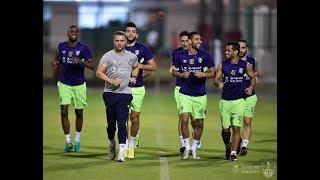 تدريبات الفريق الأول للنادي الأهلي _ الاثنين 26 فبراير  2018