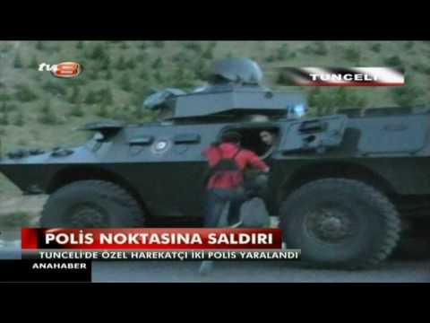 TSK-PKK Tunceli,de Catisma 06-2010.