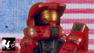 Red vs. Blue Season 15, Episode 11 - Belly of the Beast