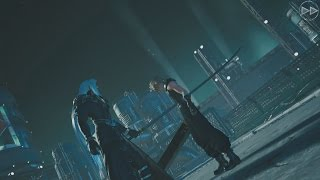 Mobius FF [Jp] x Final Fantasy VII - Fatal Calling [All Cutscenes][Steam HD]