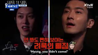 [Super Tv 2| Ep7|Eng Sub] Suju Challenging K.A.R.D