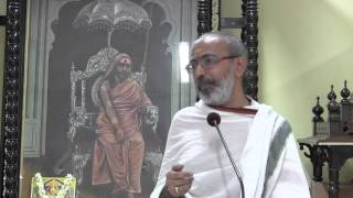 Sri Mani Dravid Sastrigal's talk on Jagat according to Purva Mimamsa