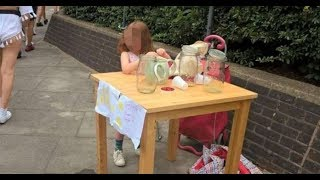 Terrorizing Tots Via Indoctrination by Fear! Police Lose it on Five Year-Old!