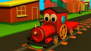 Alphabet Train | Kids Compilation | ABC Songs And More