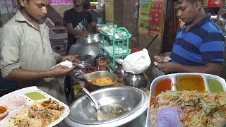 Muradabadi Chicken Biryani in Delhi Street | Half Plate 90 Rs | People are Crazy to Eat
