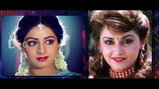 Sridevi & Jayaprada reentry in Silver screen / malayalam hot spicy videos / coffee with cinema