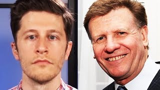 """CNBC Host Attacks David for Being """"Socialist"""""""