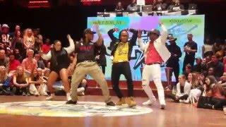 Streetstar 2016 DANCEHALL Freestyle Showcase
