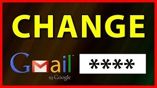 How to change your Gmail account password (2019)