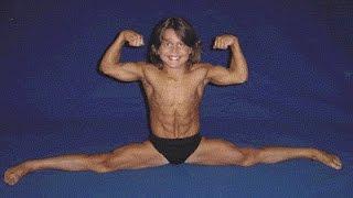 The World Strongest Kid! Richard Sandrak