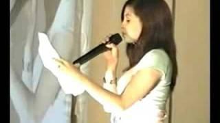 Maui Taylor Singing - Ms. Basey Samar 2006 - Basey, Samar (part 10)