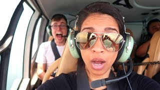 The Time We Flew A Helicopter Across Dubai (Day 847)