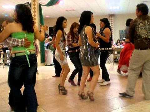 Asi se baila en Agua Prieta Sonora