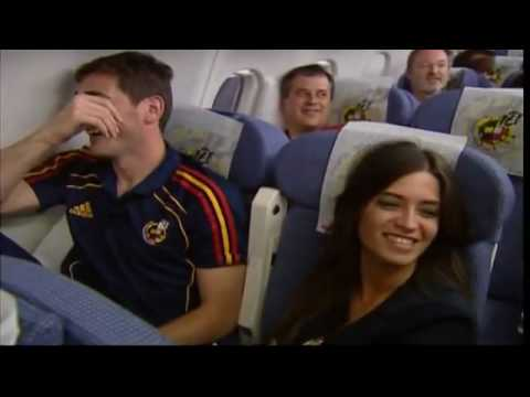 Xxx Mp4 Watch Spain39s Party On Their Flight Home 3gp Sex