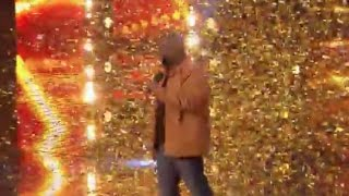 Hilarious Comedian Gets GOLDEN BUZZER! | Week 3 | Britain