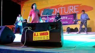 Pagla haoar tore I Bijon I Live Show I 2016