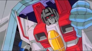 Transformers: The Movie - Contest for Leadership fandub