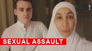 Sofia Hayat $EXUALLY Assaulted At Mecca, Posts A Video Talking About It