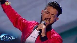 Top 16 Boys: Niyaaz – 'Mirrors'   Idols SA   Mzansi Magic