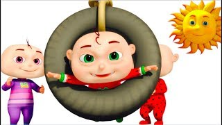 Roses Are Red Nursery Rhyme | Color Song | Learn Colours |Five Little Babies | Zool Babies Fun Songs