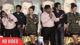 Parineeti Chopra Got Trolled By Johnny Lever | Funny Moment | Golmaal Again Trailer Launch