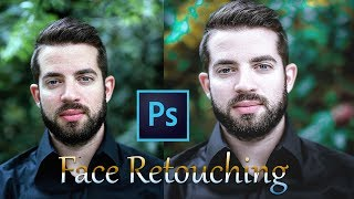 How To : CLEAN - SMOOTH & NATURAL Your Picture Easily in Photoshop CC