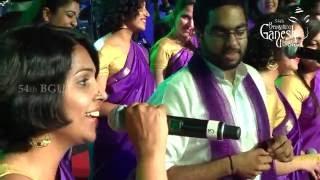 'Jiya Jale' By Berklee Indian ensemble @ 54th Bengaluru Ganesh Utsava
