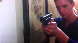 Criminal Minds JJ Fight Scenes