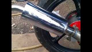 Jual Knalpot Standart Racing Yamaha FIZ R Standart Racing [YFR011].3GP