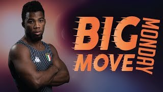Big Move Monday -- CHAMIZO (ITA) -- 2018 Senior World C