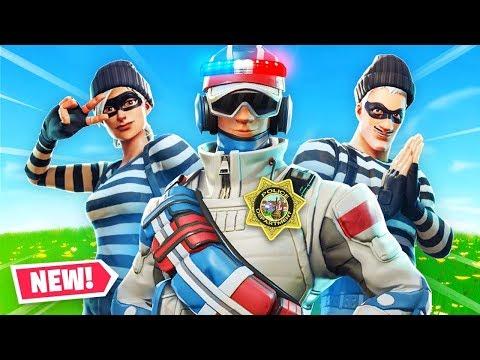 Fortnite Cops & Robbers