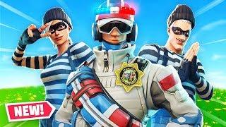 Fortnite Cops & Robbers!