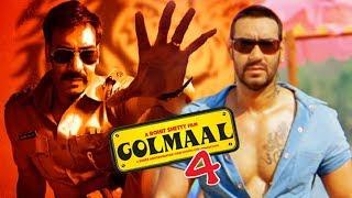 Ajay Devgn's Golmaal Again Has A Singham Connection