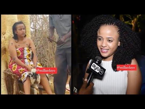 Xxx Mp4 EXCLUSIVE Mrembo Ambaye Picha Zake Zilisambaa Akiwa Kwa Mganga AFUNGUKA 3gp Sex