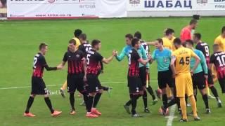 Mačva - Dinamo Vranje 2:1