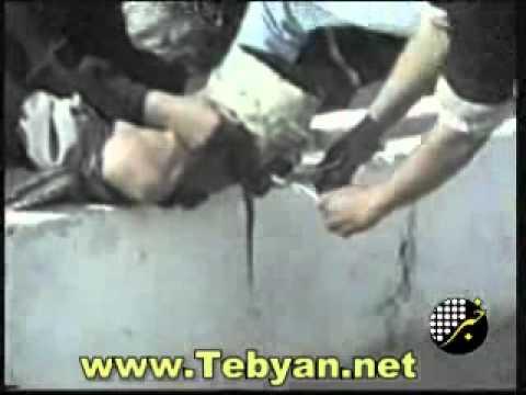 گوشههایی از جنایات صدام