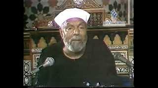 11- تفسير سورة  الأنبياء- الآية ( 92 -- 96 ) -  الشعراوي