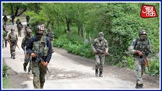 Aaj Subah: Massive Anti-Terror Operation Launched In Jammu Kashmir