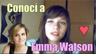 CONOCI A EMMA WATSON! - Mica Suarez