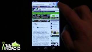 Hands on with Google Chrome Beta for Android