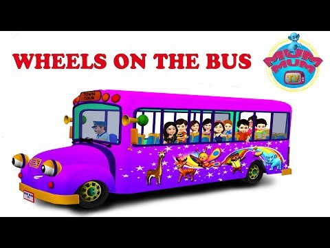 Xxx Mp4 The Wheels On The Bus Nursery Rhymes For Children Video Songs Lyrics For Kids And Babies 3gp Sex