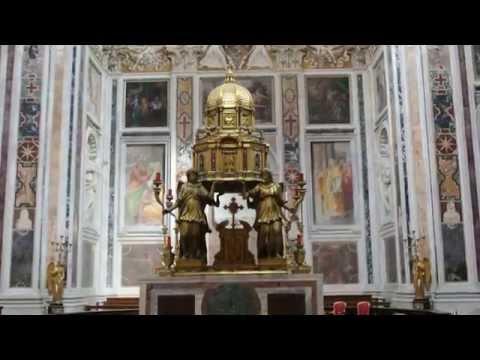 Roma Basilica di Santa Maria Maggiore (4/5) Cappella XXX