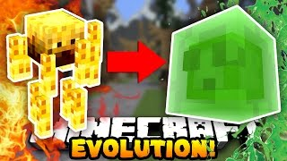 Minecraft EVOLUTION! (Kill Players to Evolve!) #1 w/ PrestonPlayz