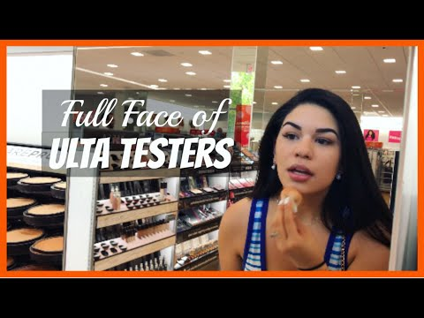 Xxx Mp4 Full Face Using Ulta Sephora Testers PART 2 YessiWaters 3gp Sex