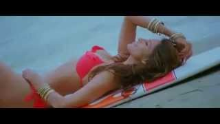Bipasha Basu Hottest Scene In Red Bikini at Beach | Players