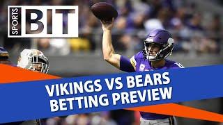 Vikings vs Bears Week 11 NFL Odds Against the Spread   Sports BIT