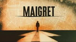 My Friend Maigret   Audio Book  