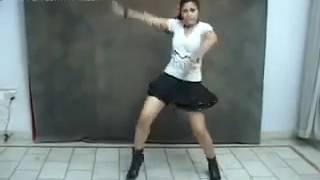 college girl dance