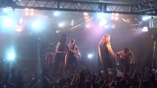 Amaranthe - Live in Zal Ozhidaniya 12.12.2014